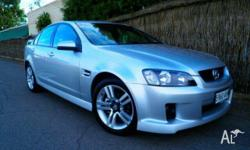 HOLDEN, COMMODORE, VE MY10, 2009, RWD, Silver, 4D