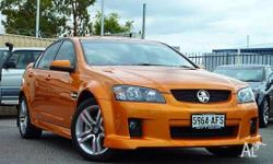 HOLDEN,COMMODORE,VE MY10,2010, RWD, WILDFIRE, 4D SEDAN,