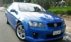 HOLDEN,COMMODORE,VE MY10,2010, RWD, VOODOO, 4D SEDAN,