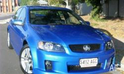 HOLDEN,Commodore,VE MY10,2010, Rear Wheel Drive,