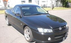 HOLDEN,COMMODORE,VZ 05 UPGRADE,2006, RWD, Black,