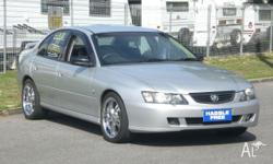 HOLDEN,COMMODORE,VY,2002, RWD, Silver, 4D SEDAN,