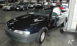 HOLDEN, Commodore, VS, 1996, Green, 2dr Utility, 3.8,