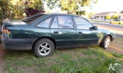 Up for Sale is a VS Holden Commodore Sedan