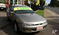 HOLDEN,COMMODORE,VSIII,1998, RWD, gold, UTILITY,