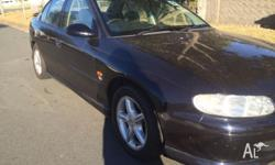 1998 model Holden commodore vt spack sedan Automatic
