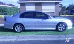 HOLDEN, COMMODORE, 2003, S VY V6, AUTOMATIC, MULTI
