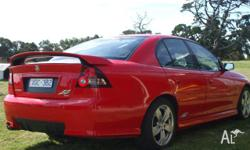 HOLDEN VY SS 2004 COMMODORE SEDAN! IMMACULATE INSIDE
