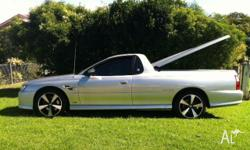 Great ute and am only selling as I have purchased