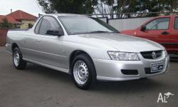 HOLDEN, COMMODORE, VZ MY06 UPGRADE, 2007, RWD, Silver,