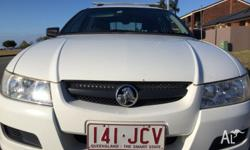 2005 Model Holden commodore vz wagon has been a one