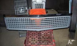holden hz grill in good condition $55.00 postage aval