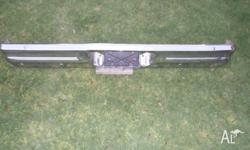 HOLDEN HZ HX HJ REAR BUMPER BAR SEDAN MONARO SANDMAN