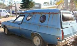holden hz sandman panelvan..genuine item was 253 4