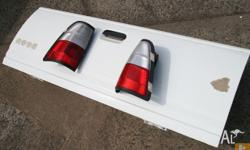 Holden Rodeo Tail-gate - Rodeo twin cab tail gate,