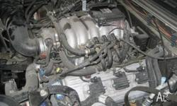 HOLDEN RODEO 2005 (V6) ENGINE ** 3.5LT, Very Good, Low