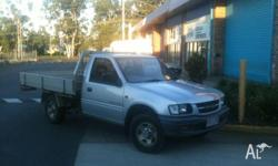 3lt V 6. Vehicle is in good condition with large heavy