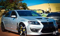 HOLDEN SPECIAL VEHICLES,GTS,E Series 2,2009, Rear Wheel