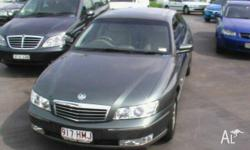HOLDEN,STATESMAN,WK,2003, RWD, Grey, 4D SEDAN, 3791cc,