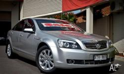 HOLDEN,Statesman,WM,2006, Rear Wheel Drive, NICKEL, 4dr