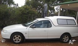2001 Holden Commodore ute with flexiglass canopy (no & holden commodore ute canopy Classifieds - Buy u0026 Sell holden ...