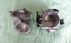 THIS IS A FULLY RECONDITIONED BIGBORE V6 THROTTLE BODY