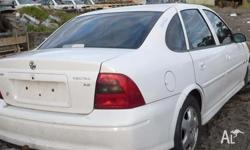 Holden Vectra, 2001,, JS, 2.2 engine, 5spd gearbox,