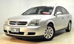 HOLDEN,Vectra,ZC MY2005,2005, Front Wheel Drive,