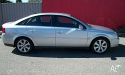 HOLDEN,Vectra,ZC MY2005,2006, SILVER, Hatchback, 3.2L,