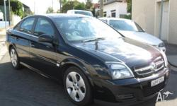 HOLDEN,VECTRA,ZC,2003, FWD, BLACK, BLACL LEATHER trim,