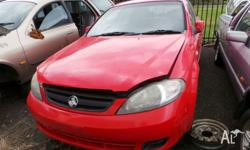 holden viva 2006 now wrecking parts from $15 Jap