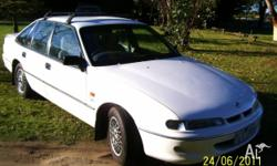 Make: Holden Model: Commodore VS Mileage: 166,148 Kms