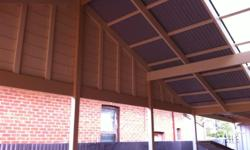 - pergolas/carports/verhandas - decks - 1st and 2nd fix