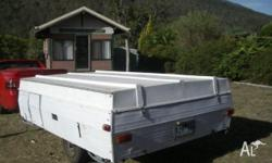 Holiday Equipment Camper trailer Camper trailer, 1983,
