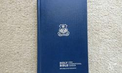 Holy Bible New Interntional Version Hardback ISBN: