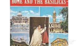 The Holy Year 1975 Rome & Basilicas Jubilee. PB Book