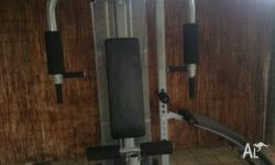 Home gym station rarely used bought 4 week ago