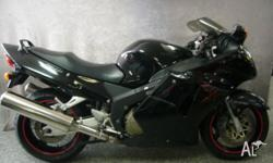 HONDA,1100CC,1999, BLACK, SPORTS, 1137cc, 6 SPEED