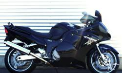 HONDA,1100CC,3,2003, SPORTS, 1137cc, 112kW, 6 SPEED