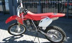 HONDA,150CC,9,2009, RED, MOTOCROSS, 150cc, 5 SPEED