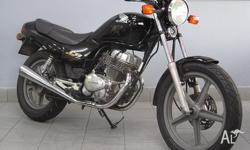 HONDA,250CC,1999, Black, ROAD, 233cc, 15.3kW, 5 SPEED