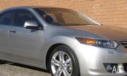 This is my wife's 8th Gen Honda Accord Euro. It has a
