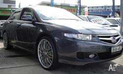 HONDA,ACCORD,EURO LUXURY,2005, CHARCOAL, SEDAN,