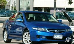 HONDA,ACCORD,MY06 UPGRADE,2007, FWD, Blue, 4D SEDAN,