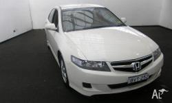 HONDA,ACCORD,MY06 UPGRADE,2008, FWD, WHITE, 4D SEDAN,