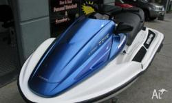 HONDA AQUATRAX F-12 MY06, 2007, blue white, JETSKI,