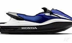 HONDA AQUATRAX F-12X Turbo Charged, 2005, blue white,