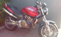 I am selling my cb250 hornet due to moving back to