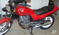 Hi Guys, up for sale is my CB250 Honda, this bike has
