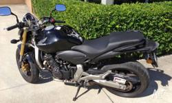 2008 Honda CB 600F Hornet in excellent ccondition. Only